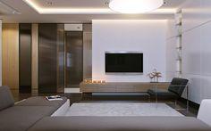 Living room in ekaterinburg #paradizerender #vray #3dinterior #interior #archviz #architecturalvisualization #3dsmax #3dmax #design #architecture #render #3D