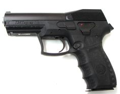 IMI SP-21 .40 S&W caliber pistol.