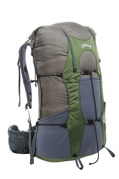 Granite Gear Crown VC 60 Backpack *** Startling review available here  : Hiking packs