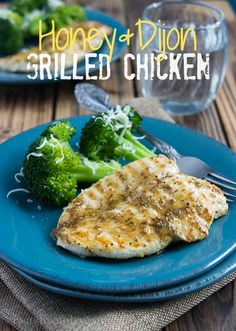 Honey Dijon Grilled Chicken, plus 4 simple steps to ensure the BEST chicken you've ever tasted!