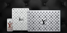 Show your love of fashion with this classy Louis Vuitton style vinyl decal!  We print for all laptop styles, if you'd like one for your iphone or PC laptop (etc), send us an email specifying your computer's brand and type and we'll get it made for you without delay. Our decals are made with the finest vinyl, each package comes with Vinyl decal and easy instructions for installation.  Available here: https://www.etsy.com/listing/251934947/classy-louis-vuitton-laptop-tablet-vinyl?ref=related-3