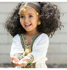 Anjali's daughter. She's the optimistic one when Anjali feels hopeless.