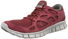 Nike Herren, -, free run 2, mehrfarbig (tm red/tm rd-flt slvr-drk gry), 41 - http://on-line-kaufen.de/nike/41-eu-nike-sneaker-free-run-2-3