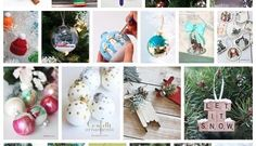 The BEST Christmas Cookies, Fudge, Candy, Barks and Brittles Recipes – Favorites for Holiday Treats Gift Plates and Goodies Bags! – Page 2 – Dreaming in DIY Christmas Tree Ornaments To Make, Best Christmas Cookies, Christmas Tree Themes, Christmas Candy, White Christmas, Handmade Christmas, Holiday Cookies, Christmas Treats, Christmas Time