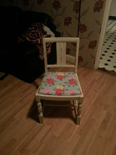Shabby chair #cathkidston