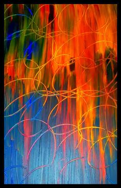TREY COPPLAND ART/DESIGN - BLOG POSTING FOR 3-16-14- ART WORK BY TREY COPPLAND - ABSTRACTS ON CANVAS - ACRYLICS ....TXC