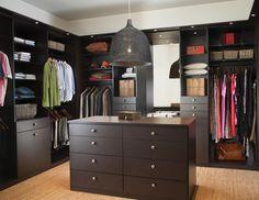 California Closets - Walk-In Custom Closet