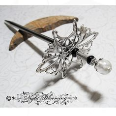 RESERVED for Maddy25 Goblin King Hair Rapier by NightBlooming