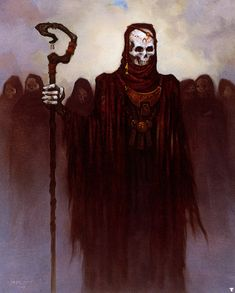 Witchlord by Brom