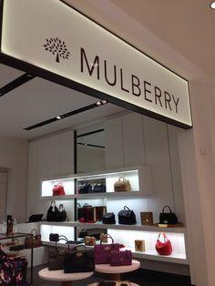 Mulberry- Brown Thomas, Dublin