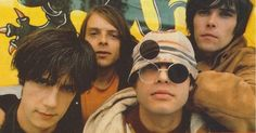 The stone roses Ian Stone, 90s Culture, Stone Roses, Britpop, Alternative Music, Music Lovers, My World, Music Artists, Cool Photos