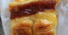 Fabulosa receta para Vigilantes. Recetas de vigilantes, se pueden hacer solo espolvoreado con un poquito de azúcar, pero a mi me encantan los vigilantes con membrillo y crema pastelera, salen 2 a 2 y media docenas. Los vigilantes son parte de las famosas facturas argentinas.