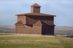 Located in southwestern North Dakota, Fort Abraham Lincoln is one of the most haunted places in the state. Witnesses say they see a woman wearing a black dress pacing in front of the forts barracks. They also hear the sound of children crying and the clamor of invisible horses stomping dirt in the stables. Why is the place so ghostly? Maybe because it was from here in June of 1876 that George Custer and his 7th Cavalry left to do battle at the Little Big Horn, never to return.