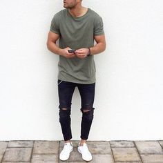 Tag someone you think would look good in this outfit  #menwithstreetstyle I like that!