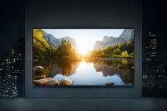 Vizio Enters the Top Range With $130k 120-Inch 4K Ultra HD Television