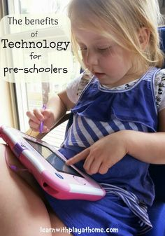 Learn with Play at home: The Benefits of Technology for Pre-schoolers.   (Plus a VTech InnoTab3S Kids Tablet Giveaway for Aussies)