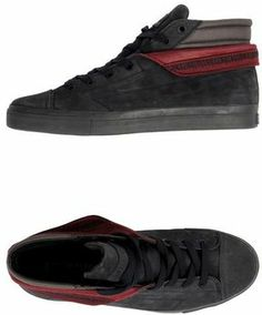 BIKKEMBERGS High-top sneaker on shopstyle.com