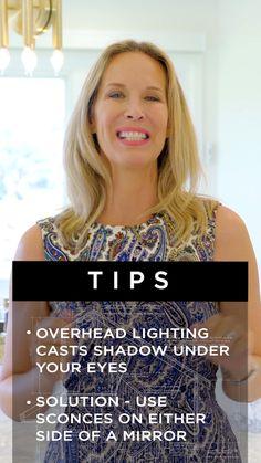 Designer Tips Bathroom Lighting Designer Tips Bathroom Lighting Lamps Plus lampsplus Ideas and Advice It can be easy to forget about bathroom lighting nbsp hellip videos badezimmer