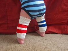 Easy DIY No-Sew Knee Pads For Baby-On-The-Crawl   Bonzai Aphrodite
