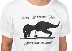 Trex jokes crack me up & while this one is funny, it's sad but true :-(