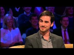 Colin O'Donoghue on playing Captain Hook | Saturday Night With Miriam