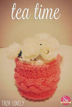 Taza lovely- tea time ♥