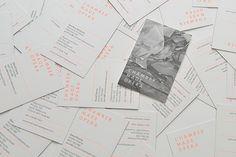 Chamber Made Opera / nice identity work from Australian multidisciplinary studio Sweet Creative. via Cosas Visuales.