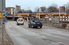 https://flic.kr/p/qXGmGY   Delft spoorzone   Delft, de nadagen van de  Irenetunnel