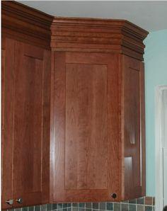 Beautiful oak cabinet