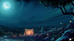 Beautiful Concept Artworks by Clement Dartigues - UltraLinx