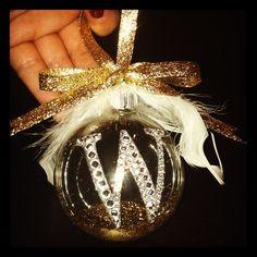 Handmade Christmas ornament!