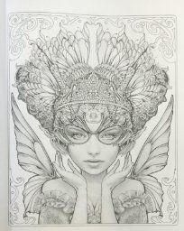 bennett klein coloring book   Amazon.com: Colour My Sketchbook 2: GrayScale Adult Colouring Book ...