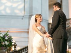 Real Wedding Vows You'll Love | Photo by: Josh Gruetzmacher Photography | TheKnot.com