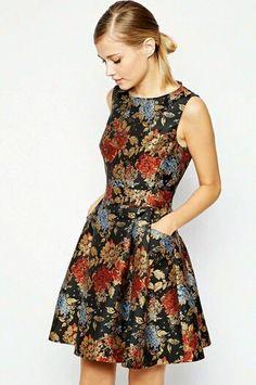 fashion skater dress