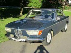 1970 BMW 2000 CS Driver
