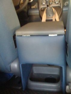 honda element passenger storage - make it a cooler