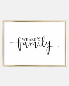 We are family Poster favourites Scandinavian Wall&; We are family Poster favourites Scandinavian Wall&; Sanat Will We are family Poster favourites Scandinavian Wall Art Poster Shop, Poster Wall, Cadre Diy, Empathy Quotes, Family Poster, Calligraphy Quotes, Diy Papier, Painting Quotes, Wall Quotes