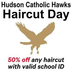 Hawks tomorrow is your Haircut day at Jersey Clippers; you will get 50% off any haircut.  Book you appointment online or just come walk in at http://ift.tt/1LBPLcP #jersey #jerseycity #hawks #hudsoncathlolic #jerseycitynj #nj #jcnj