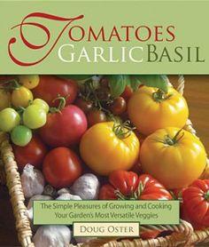 Book-Tomatoes, Basil & Garlic