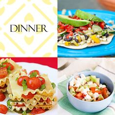 Southern Curls & Pearls: Light & Easy: Summer Meals