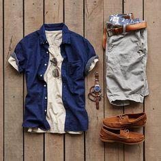 Think spring fashion