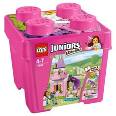 10668 The Princess Play Castle Juniors 1/2