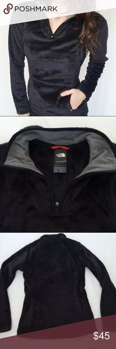 The North Face womens teddy bear pullover -C6 In good condition! Soft and luxurious pullover from The North Face. Barely worn. Outer material is not matted down. Used item: lovingly inspected for wear. Pictures show any signs of wear. Bundle up! Offers always welcome:) The North Face Sweaters
