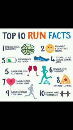 Running Workout Running Motivation Running Running Facts, Xc Running, Running Routine, Running Form, Running Quotes, Running Motivation, Running Workouts, Running Tips, Running Training