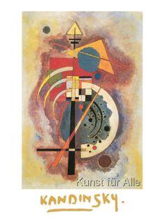 Wassily Kandinsky - Hommage an Grohmann, 1926