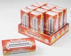 Espositore scatole trafile Simplex