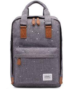 0d1a74d7b8fa Рюкзак городской Kaukko Authentic Bags Co.Ltd K1007 Grey Grey Backpacks,  Cool Backpacks,