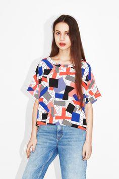 Monki | Shirts & blouses | Louise blouse