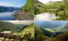 They're Britain's most-visited tourist destinations - but the Lakes and Dales still have HUNDREDS of hidden gems from secret waterfalls to lost ruins | Daily Mail Online