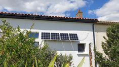 Voici l'installation Beem de Patrice (44 - Loire Atlantique) ! Un kit qui s'allie parfaitement avec le charme de sa maison. Patrice, Allie, Fixation, Kit, Voici, Garage Doors, Outdoor Decor, Home Decor, Morning Sun